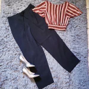 Liz Claiborne high waist dress pants